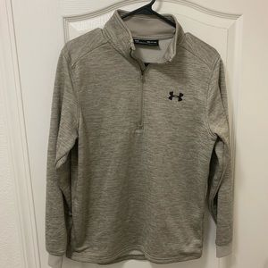 Under Armour sweater.